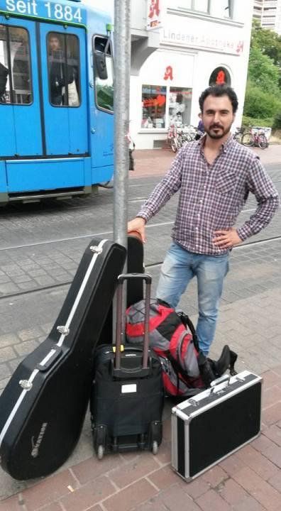 German tour Randevu
