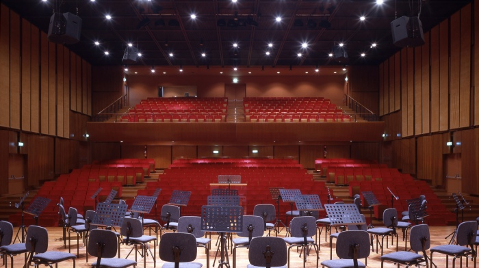 Francesco Ferrarelli - sala petrassi auditorium roma