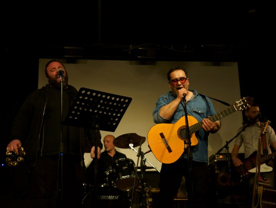 Francesco Ferrarelli Emanuele Inserto musica Roma